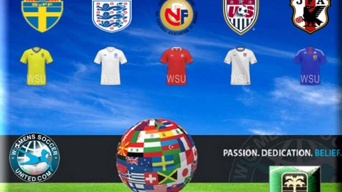 England play USA, Sweden and China La Manga Womens U23 Tournament