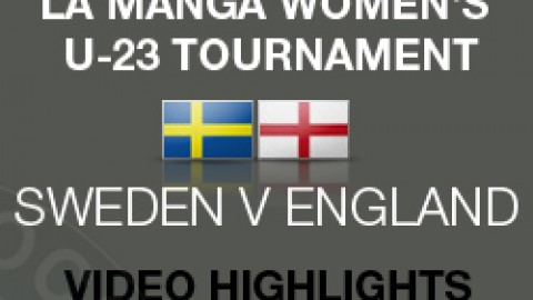 VIDEO HIGHLIGHTS: Sweden 1-3 England (La Manga U-23 Tournament)
