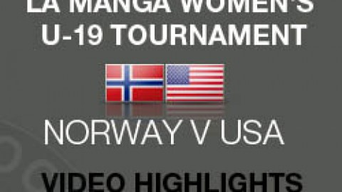 VIDEO HIGHLIGHTS: Norway 0-2 USA (La Manga U-19 Tournament)