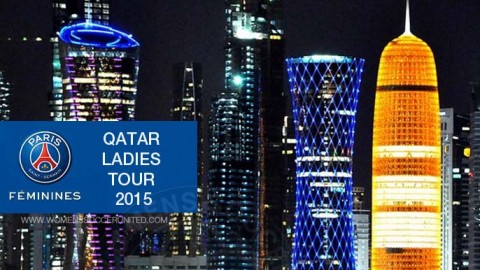 Paris Saint-Germain: the Qatar Ladies Tour