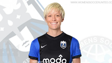 Seattle Reign FC's Megan Rapinoe wins NWSL Player of the Week