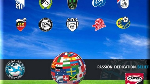 Austria Frauen Bundesliga Match Results 10th May 2015