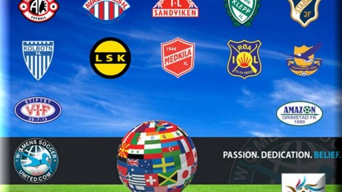 Norway's Toppserien Match Results 13th May 2015