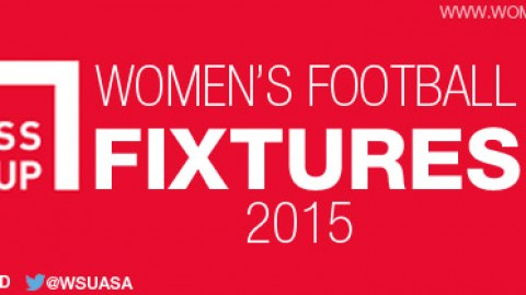 Homeless World Cup 2015 women's football fixtures