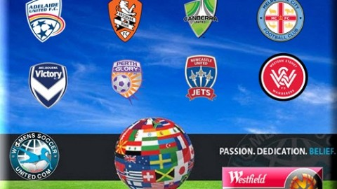 Melbourne City lead the Australia Westfield Women's League 1st November