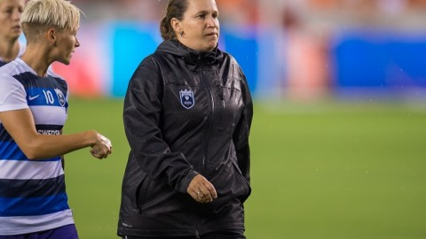 Seattle Reign FC's Laura Harvey Voted NWSL Coach of the Year