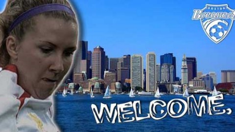 Boston Breakers sign Swedish midfielder Louise Schillgard (Fors)