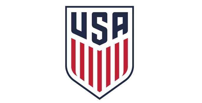 US Soccer New Crest