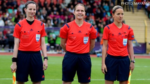 UEFA has revised the final list of EURO 2017 officials after many referees and assistant referees reportedly failed the fitness test