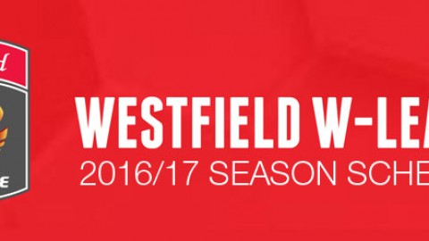 Australia Westfield W-League 2016/17 Season Fixtures