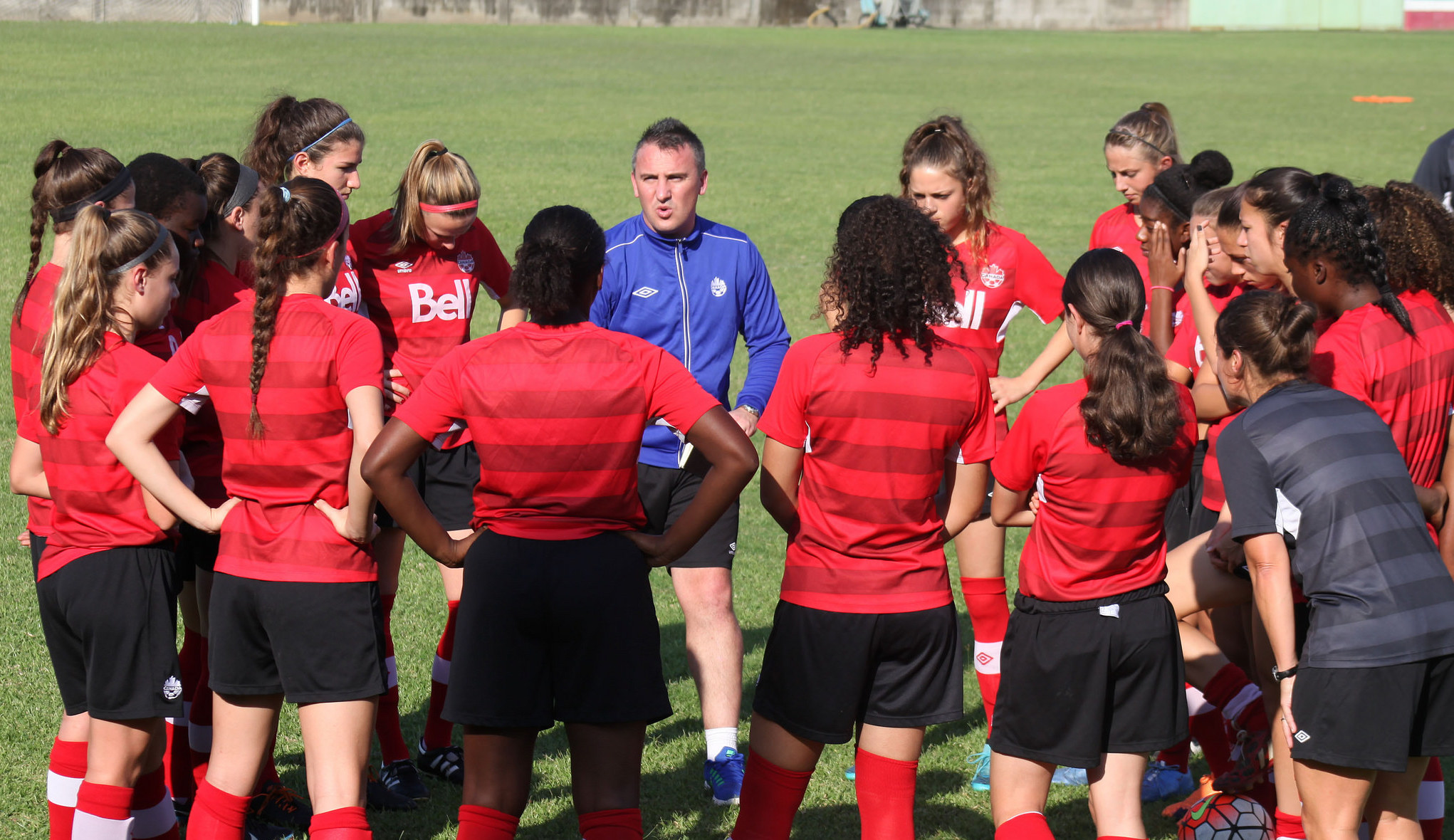 Canada announces 21-player roster for FIFA U-20 Women's World Cup
