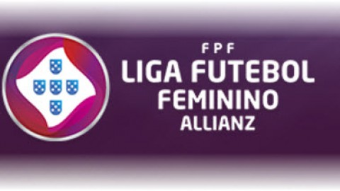 Liga Futebol Feminino Allianz Results 27th November 2016