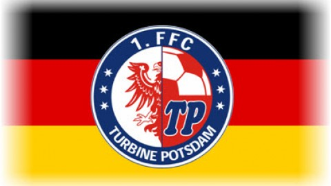 Turbine Potsdam lead Frauen Bundesliga 18th December 2016
