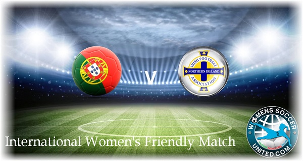 portugal-womens-team-play-two-friendlys-against-northern-ireland