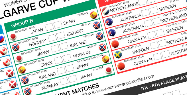 Download, Print and Share: Algarve Cup 2017 wallchart