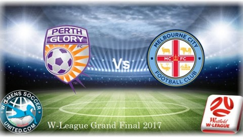 Perth Glory will face Melbourne City in the Grand Final