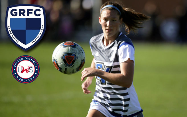 Carlson Sisters Sign For Grand Rapids F.C.