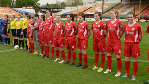 Continental Tyres Women's National League: Result of the WNL Shield Quarter-Final draw