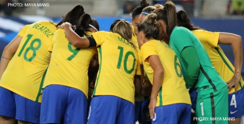 USA and Brazil meet with 2018 Tournament of Nations title on the line