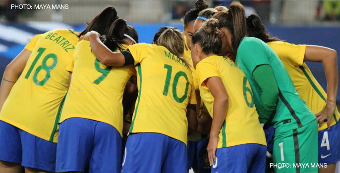 Brazil women's national soccer team