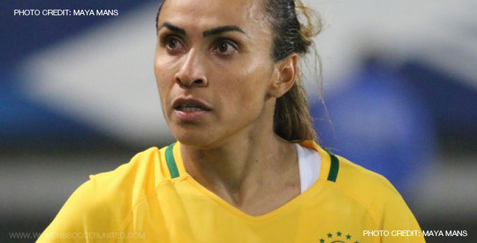 Brazil set to play USA, Japan, Australia and Bolivia