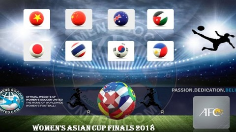 Women's Asian Cup Qualification Tournament for Jordan 2018