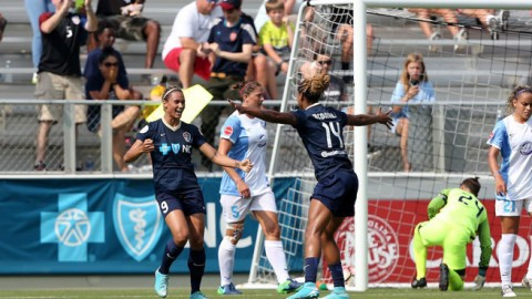 Match Report: NC Courage remains perfect in 2017 NWSL Season with 3-1 home win over Orlando Pride