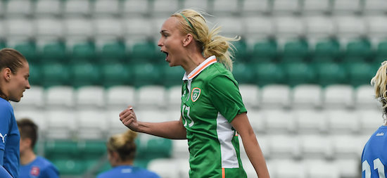 Match report: Stephanie Roche penalty seals comfortable home win for Republic of Ireland against Slovakia