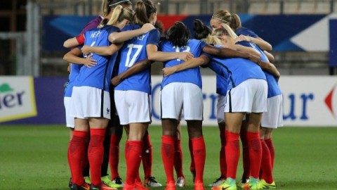 Olivier Echouafni names French Squad for UEFA Women's EURO 2017