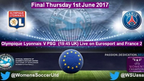 UEFA Women's Champions League Final 15,000 tickets sold so far