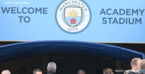Weir signs for Manchester City