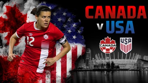 Canada to face rivals USA in two International friendly matches in November!