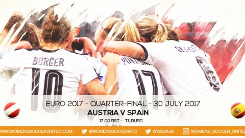 Live updates: Austria v Spain | UEFA Women's Euro 2017 Quarter-final