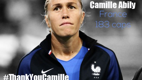 With 183 caps for France, Camille Abily retires from International football