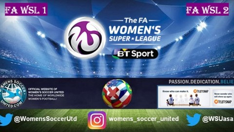 FA Women's Super League opening weekend fixtures 2017/18