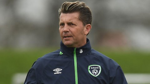Colin Bell announces Republic of Ireland squad for Northern Ireland qualifier