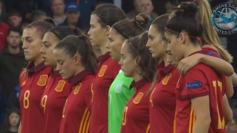 Spain crowned European Champions