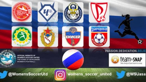 Zvezda Perm 2005 lead Russia Women's Championship 29th September 2017
