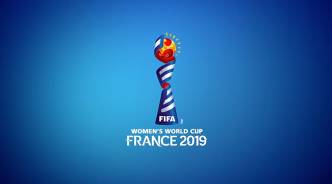 FIFA Women's World Cup France 2019 emblem is revealed in Paris