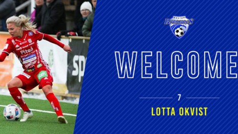 Swedish defender/midfielder Lotta Ökvist joins NWSL club Boston Breakers