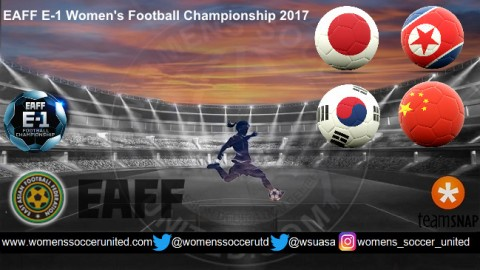 EAFF E-1 Women's Football Championship Final 2017