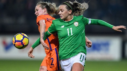Republic of Ireland secure historic draw away to European champions, Netherlands