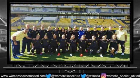 January 14: TRIKALA 2011 LADIES F.C end ARIS Ladies F.C. series of wins.