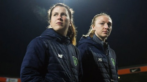 Republic of Ireland midfielder Niamh Fahey wants improvement in second Portugal friendly