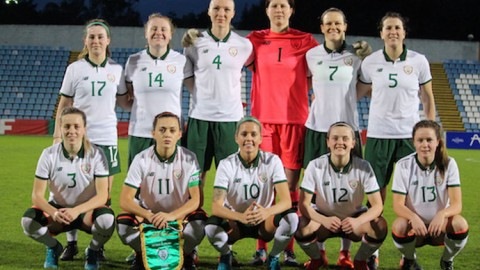 Republic of Ireland suffered a narrow defeat to Portugal in the first of two international friendlies