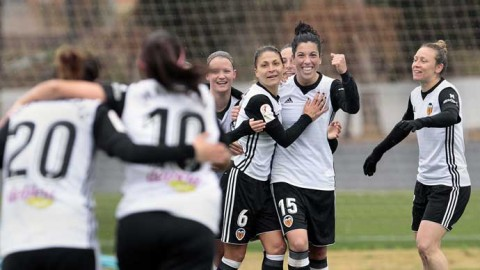 Valencia CF Feminine earn important Liga Iberdrola victory against rival, Athletic Club