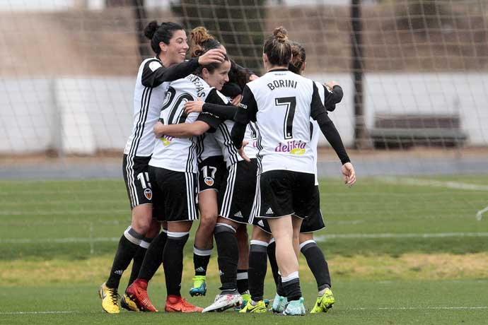 Valencia CF face respectable rival Sporting Club de Huelva in Matchday 19 of the Spanish Liga Iberdrola on Sunday