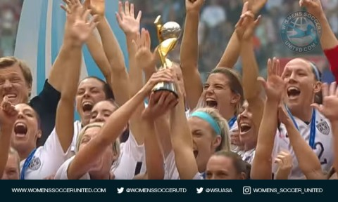 FIFA Women's World Cup 2019 Match Schedule and TV Broadcast Information