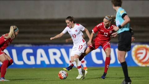 Canada Women's National Team to face strong competition at Algarve Cup