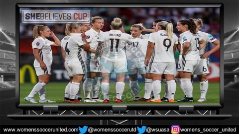 Steffi Jones names German Squad for She Believes Cup 2018